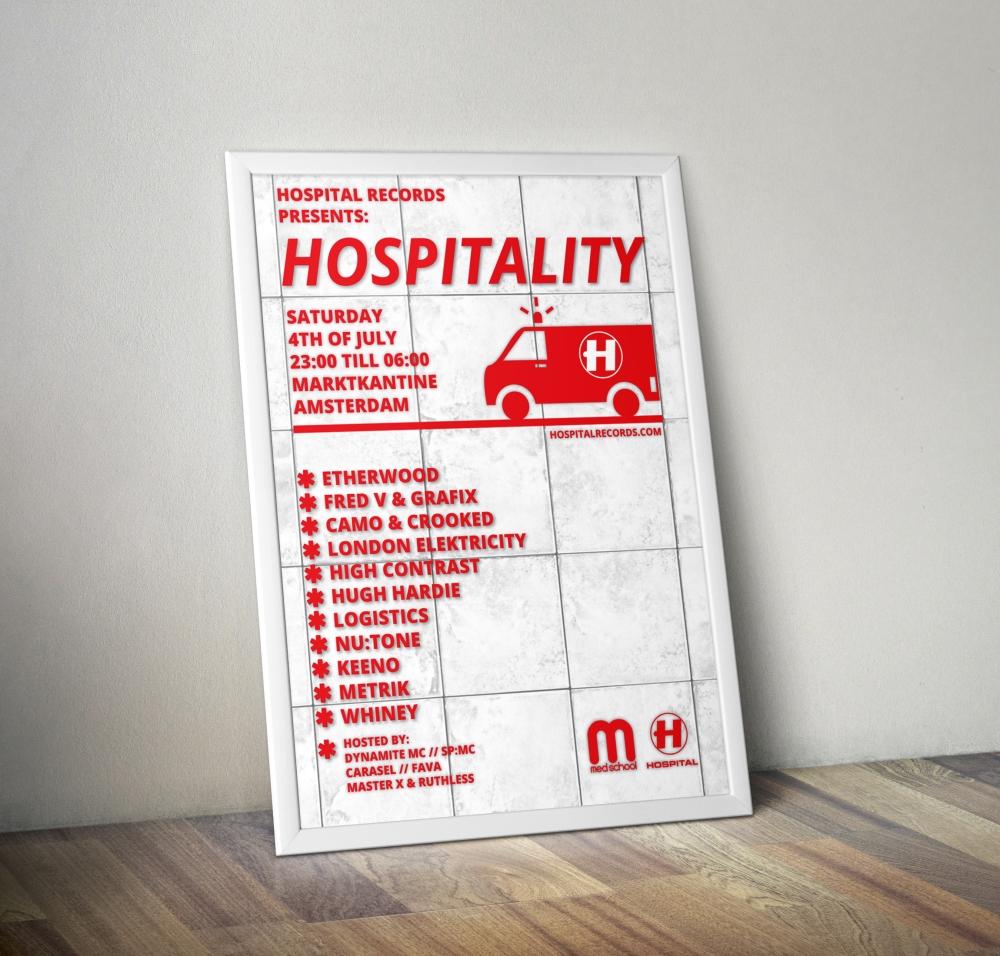 Hospitality mockup